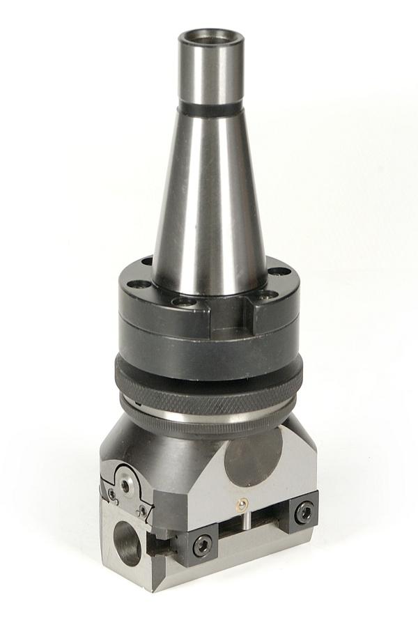 GŁOWICA WYTACZARSKA  AUTOMATYCZNA ISO-40 | 5-250mm
